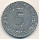 ФРГ, 5 марок (1983 г.)