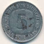 ФРГ, 5 марок (1991 г.)