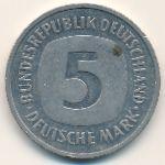 ФРГ, 5 марок (1994 г.)