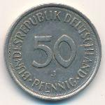 ФРГ, 50 пфеннигов (1981 г.)