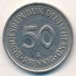 ФРГ, 50 пфеннигов (1991 г.)