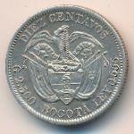 Колумбия, 10 сентаво (1897 г.)