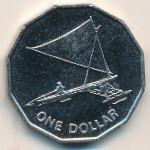 Кирибати, 1 доллар (1979 г.)