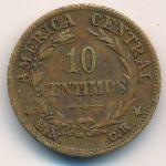 Коста-Рика, 10 сентимо (1942 г.)