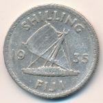 Фиджи, 1 шиллинг (1935 г.)