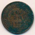 Канада, 1 цент (1906 г.)