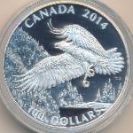 Канада, 100 долларов (2014 г.)