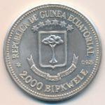 Экваториальная Гвинея, 2000 бипквеле (1979 г.)