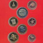 Албания, Набор монет (2004 г.)