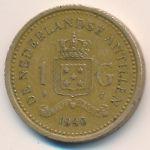 Антильские острова, 1 гульден (1990–1994 г.)