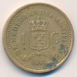 Антильские острова, 1 гульден (1991–1993 г.)