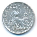 Перу, 1/2 динеро (1916 г.)