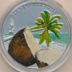Палау, 5 долларов (2009 г.)