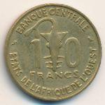 Западная Африка, 10 франков (1974 г.)