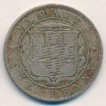 Ямайка, 1 пенни (1869 г.)