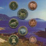 Фарерские острова, Набор монет (2004 г.)
