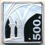 Республика Соже, 500 франков (2018 г.)
