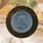 Белиз, 5 центов (1980 г.)