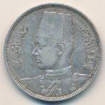 Египет, 10 пиастров (1937 г.)