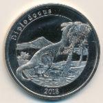 Майотта, 1 франк (2018 г.)