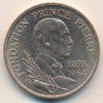 Монако, 10 франков (1989 г.)