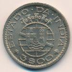 Португальская Индия, 3 эскудо (1959 г.)