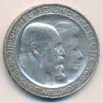 Вюртемберг, 3 марки (1911 г.)