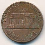 США, 1 цент (1973 г.)
