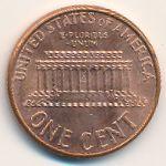 США, 1 цент (1997 г.)