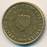 Нидерланды, 10 евроцентов (1999 г.)