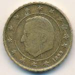 Бельгия, 10 евроцентов (1999 г.)