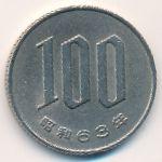 Япония, 100 иен (1988 г.)