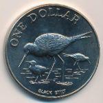 Новая Зеландия, 1 доллар (1985 г.)