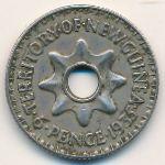 Новая Гвинея, 6 пенсов (1935 г.)