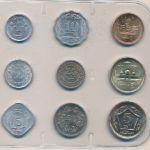 Пакистан, Набор монет