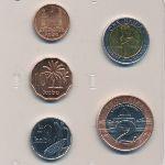 Нигерия, Набор монет