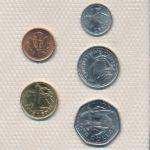 Барбадос, Набор монет