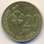 Малайзия, 20 сен (2014 г.)