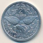 Новая Каледония, 2 франка (2005 г.)