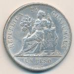 Гватемала, 1 песо (1895 г.)