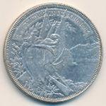 Швейцария, 5 франков (1883 г.)