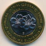 Словения, 1 евро (2004 г.)