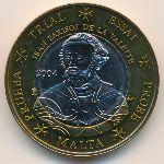 Мальта, 1 евро (2004 г.)