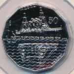 Австралия, 50 центов (2014 г.)