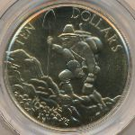 Новая Зеландия, 10 долларов (1997 г.)