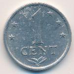 Антильские острова, 1 цент (1979 г.)