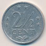 Антильские острова, 2 1/2 цента (1979 г.)