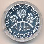 Сан-Марино, 5000 лир (1998 г.)
