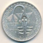 Западная Африка, 500 франков (1972 г.)