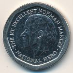 Ямайка, 5 долларов (1994 г.)